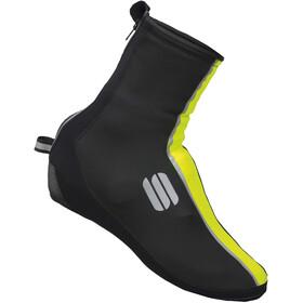 Sportful Reflex 2 Booties, black/yellow fluo